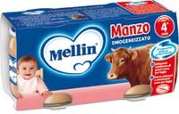 Mellin Omogeneizzato Carne
