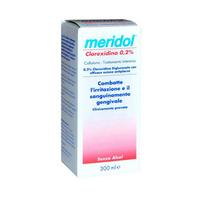 Meridol colluttorio con clorexidina