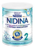 Nidina  2 - latte in polvere