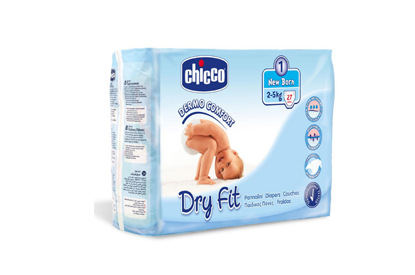 Pannolini Chicco Dry Fit