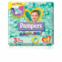 Pannolini Pampers - Baby Dry